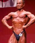 (45)河村秀美(47才/177cm/85kg/ボ歴:12年)広島代表