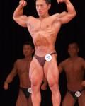 (5)豊島悟(41才/161cm/68kg/ボ歴:21年)東京代表