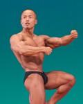 (6)加藤直之(34才/161cm/71kg/ボ歴:11年)神奈川代表