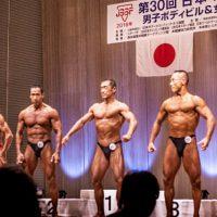 日本マスターズボディビル選手権